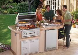 Outdoor Kitchen Zone Planning