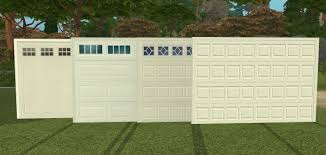 sims 4 designs ns modern garage doors