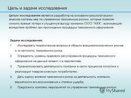 Презентация на тему Дипломная работа mba Тема Управление  2 Цель