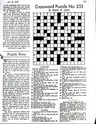 Puzzle Crossword Wwii – Match Problems Answers