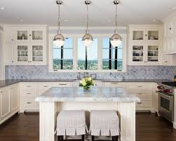 modern french country kitchen designs photo - 3