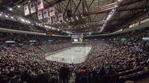 Cyclones Hockey Seating Chart U S Bank Arena Cyclones At Mavericks