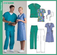Scrub Patterns Extraordinary New Look 48 Miss Men Or Teen Scrubs