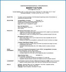 Resume For Assistant Professor In Engineering College Pdf Lovely Magnificent Resume Model Pdf