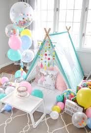 tee themed birthday party