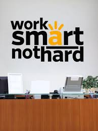 motivational office pictures. Motivational Black Wall Decal For Office Text Writting Home Decorations Contemporary Design Yellow Bright Pictures
