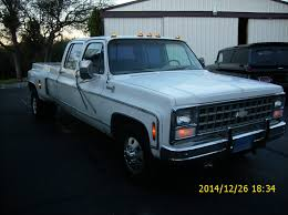 CLASSIC OLD SCHOOL SQUARE BODY CREW CAB 3+3 DUALLY BARNFIND,SHOP ...