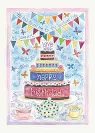 Birthday Card Ben And Hannah Dunnett