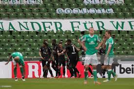 Liveticker mit allen spielereignissen, toren und statistiken zum spiel 1. Werder Bremen 2 4 Borussia Monchengladbach Bremen Are Relegated To The 2 Bundesliga Vavel International