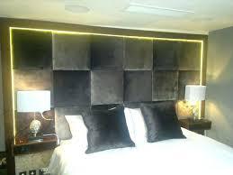 fabric panel headboard wall panel headboards pertaining to great diy panel headboard fabric panel headboard wall