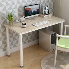 incredible shaped office desk chairandsofaclub. Home Office Desktop 1. 120b-1 Simple Modern Wooden Laptop Desk Incredible Shaped Chairandsofaclub A