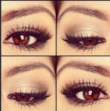 for my s with brown eyes make up for brown eyes more subtle sometimes i just don t like being showy and i have blue eyes not brown eye make up