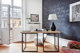 scandinavian home office. 15 inspirational scandinavian home office designs that will give you the much needed motivation