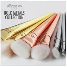 lip drama new real techniques bold metals collection now nyx brushes eye makeup