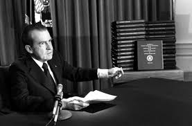 nixon and kennedy an example of friendship in politics msnbc president richard nixon gestures toward transcripts of white house tapes after announcing he would turn them