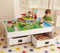 kids play table with storage practical yet funny for your kids