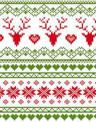 Image Result For Fair Isle Knitting Charts Hearts Fair