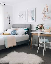 Modern Bedroom For Teenage Girls Bedroom Decor On Pastel Vanity Chairs And Girls