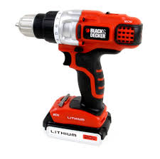 black and decker lithium drill. thanks to black and decker for sending in this 20v lithium drill