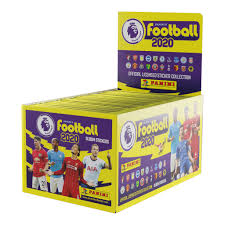 Buy 2019-20 Panini Premier League Stickers Box in wholesale!