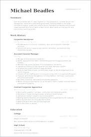 Self Employed Handyman Resume Resume For Self Employed Sample Resume For Self Employed