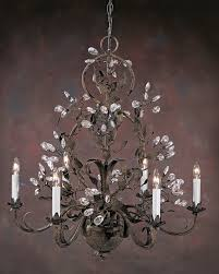 amazing of metal chandelier with crystals chandelier wrought iron for popular home iron and crystal chandeliers prepare