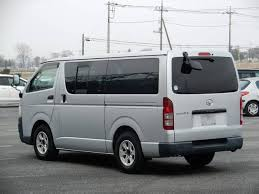 2005 TOYOTA REGIUS ACE VAN - LONG body (Length 4.69 m) ! DIESEL ...