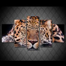 Leopard Bedroom Decor Popular Leopard Print Artwork Buy Cheap Leopard Print Artwork Lots