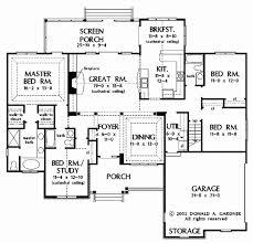 open floor plan 4 bedroom house elegant best 4 bedroom house plans open floor plan 4