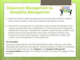 spe collaborative activity classroom management theories classroom management vs