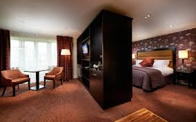 Lodge Bedroom Tiplady Double Twin Rockliffe Hall