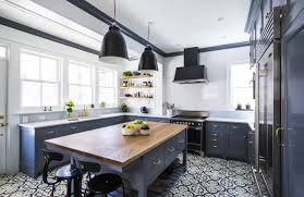 Before And After A White And Gray Kitchen Renovation