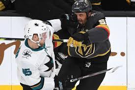 Vegas Golden Knights At San Jose Sharks Preview Sharks Hope