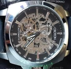 men s watches croton skeleton automatic tachymeter mens watch croton skeleton automatic tachymeter mens watch