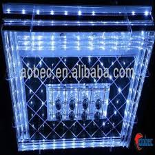 china new style led remote control chandelier crystal ceiling lights