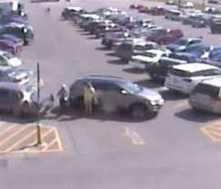 walmart sandusky ohio norwalk reflector car flips at walmart