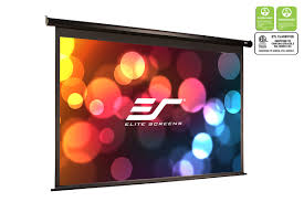 spectrum series electric screens wall ceiling elite screens spectrum series