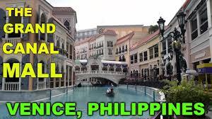 THE VENICE GRAND CANAL MALL 2019! VLOG TOUR, Manila ...
