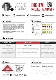 Digital Resume Template Best 25 Project Manager Resume Ideas On Pinterest  Project Ideas