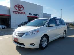 Toyota Sienna Xle In Texas For Sale ▷ Used Cars On Buysellsearch