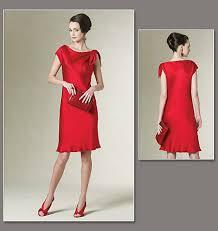 Vogue Patterns Dresses Adorable Vogue Patterns 48 Misses' Misses' Petite Dress