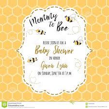 calibre d invitation de fête de naissance avec la maman des textes à l abeille