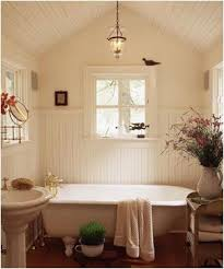 Cottage Bathroom Lighting Stunning On Style 17