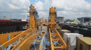 Used Offshore Cranes Equipments Used Offshore Cranes