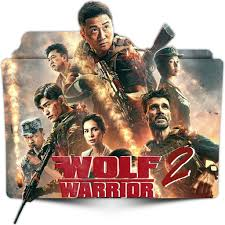 Image result for wolf warrior 2