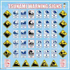 Set Of Safety Warning Signs And Symbols ...