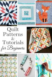 Quilt Patterns and Tutorials for Beginners & If you are new to quilting then you may face one of the most common dilemmas Adamdwight.com
