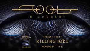 Tool Scotiabank Arena