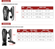 Venum Kontact Evo Shin Guards Black