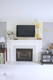 photo 7 of 8 lovely can i mount tv above fireplace 7 best 25 tv over fireplace ideas